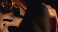 ViolinOld2 Stock Footage