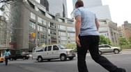 Manhattan, New York City Pedestrians (v.1) Stock Footage