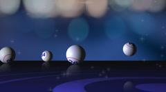 Bingo - Lotto - Lottery - HD Stock Footage