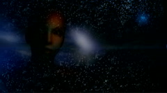 Alien Visitor 1 Stock Footage