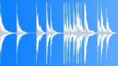 Stock Sound Effects of Metal,Hits,Garage Door,Boom