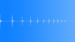 Ping Pong,Ball,Bounce Away 05 Sound Effect