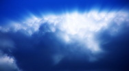Timelapse Heavenly Sky Clouds 02 Loop HD1080 Stock Footage