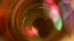 Camera Lens Stock Footage