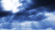 Timelapse Heavenly Sky Clouds 42 HD1080 Stock Footage