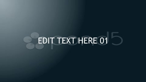 After Effects Project - Pond5 text n photo display 4864830