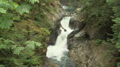 Twin Falls 06 Stock Footage