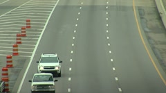 InterstateTraffic Stock Footage