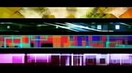 Stock Video Footage of Looping Abstract Lower Thirds R224