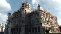 Museum of the Revolution in Havana Stock Footage