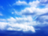 Timelapse Heavenly Sky Clouds 14 Loop SD Stock Footage