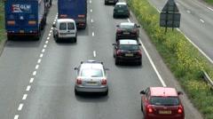 Emergency Vehicle Siren Stock Footage