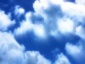 Timelapse Heavenly Sky Clouds 34 Loop SD Stock Footage