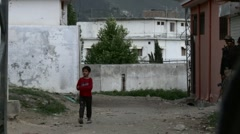 The House of Bin Laden in Abbottabad, Pakistan - stock footage
