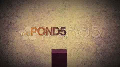 After Effects Project - Pond5 The Main Typo 4884731