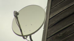 Satellite aerial Stock Footage