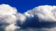 Timelapse Cloudscapes FX HSD05 VJ Loop HD720 Stock Footage
