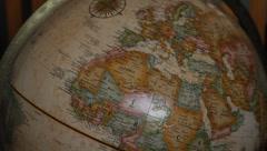 globe - stock footage