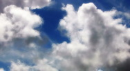 Timelapse Cloudscapes FX HSD24 VJ Loop HD720 Stock Footage