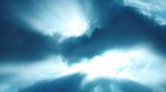 Timelapse Heavenly Sky Clouds HSD21 Loop HD720 Stock Footage