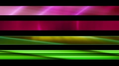 Abstract Looping Lower Thirds R44 Stock Footage