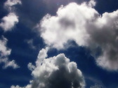 Timelapse Cloudscapes FX HSD25 VJ Loop SD Stock Footage