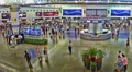 Shenzhen airport, China, time lapse HD Footage