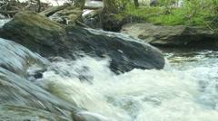 Big Rock Rapids Loop - HD 720 Stock Footage