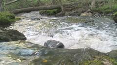 Mountain Creek Falls - HD 720 Stock Footage
