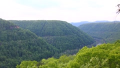 Mountains of WV Stock Footage