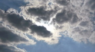 Stock Video Footage of Clouds 01