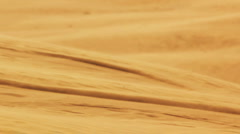 Desert landscape with sand and wind - stock footage