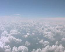 Aerial Clouds 02 - PAL Stock Footage