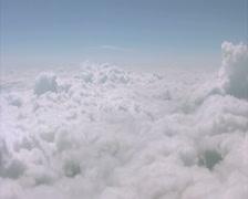Aerial Clouds 06 - PAL Stock Footage