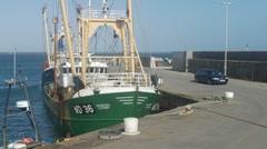Kilmore Harbour Stock Footage