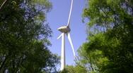 Wind energy Stock Footage
