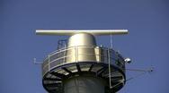 Radarstation Stock Footage