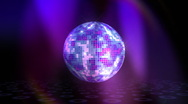 Glitter Ball 2 Stock Footage