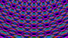 dot lights - stock footage