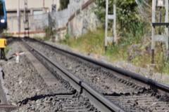 0028 Tren NTSC Stock Footage