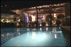 Resort - stock footage