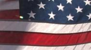 American Flag 2 Stock Footage
