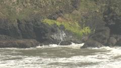 Stock Video Footage of Ocean Waves 2