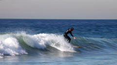 surfer 07 - surfin' - stock footage