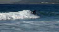 Surfer 08 - surfin' Stock Footage