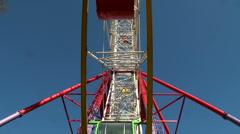 Stock Video Footage of Ferris wheel