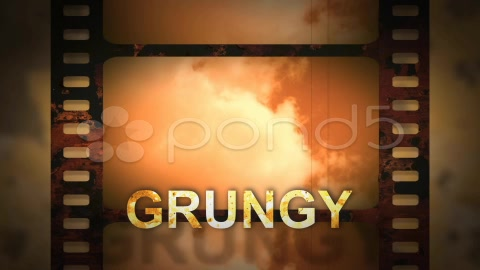 After Effects Project - Pond5 Grungy Film Look 5089729