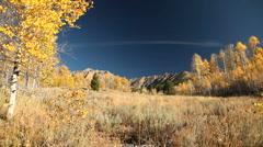 Central Idaho Autumn 86 29.97 Stock Footage