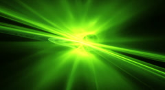 Green seamless looping bg d4458B LAN with alpha Stock Footage
