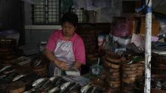 Asiancuisine. - stock footage